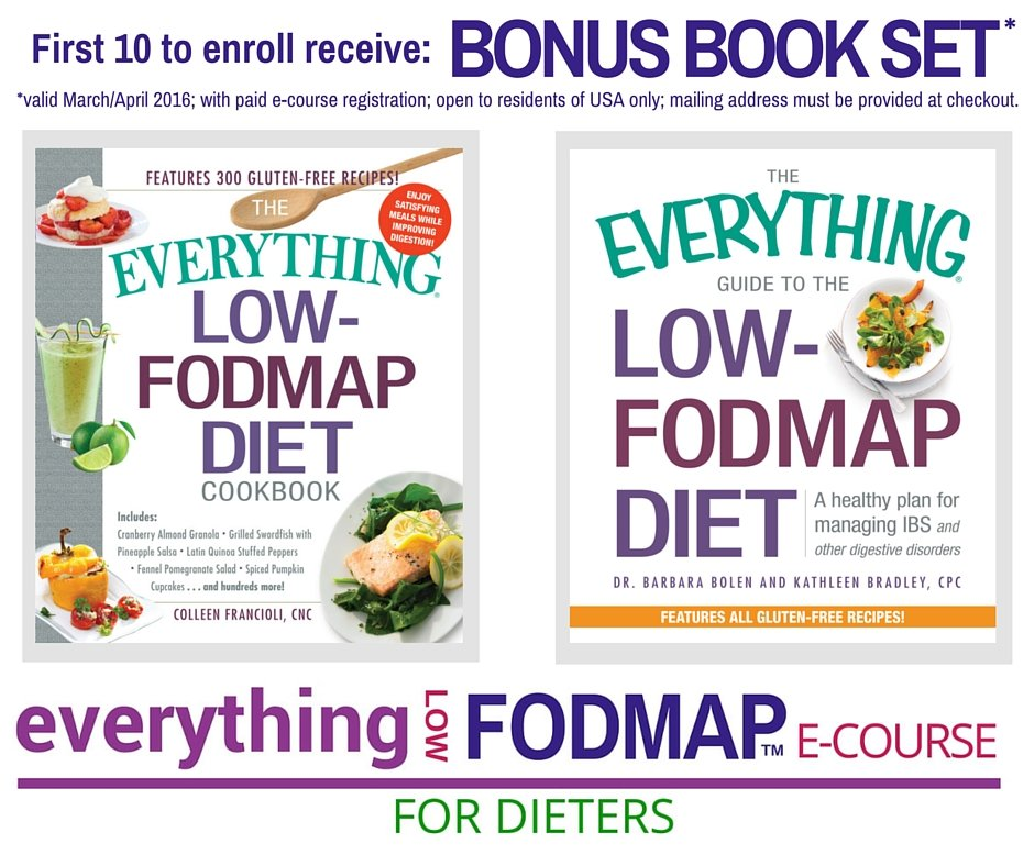 Eat with Confidence – Try this Low-FODMAP E-Course!