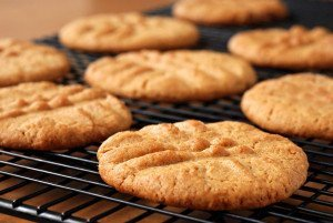 Low-Fodmap Peanut Butter Cookies