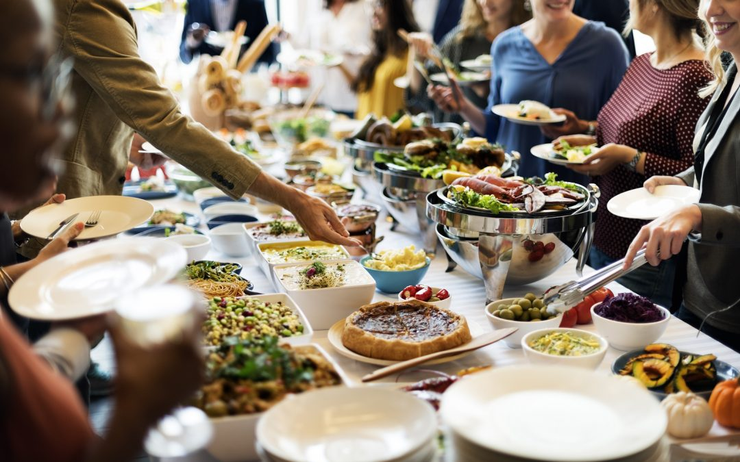 How to Resist Overeating this Holiday Season