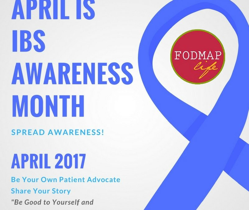 April is IBS Awareness Month!