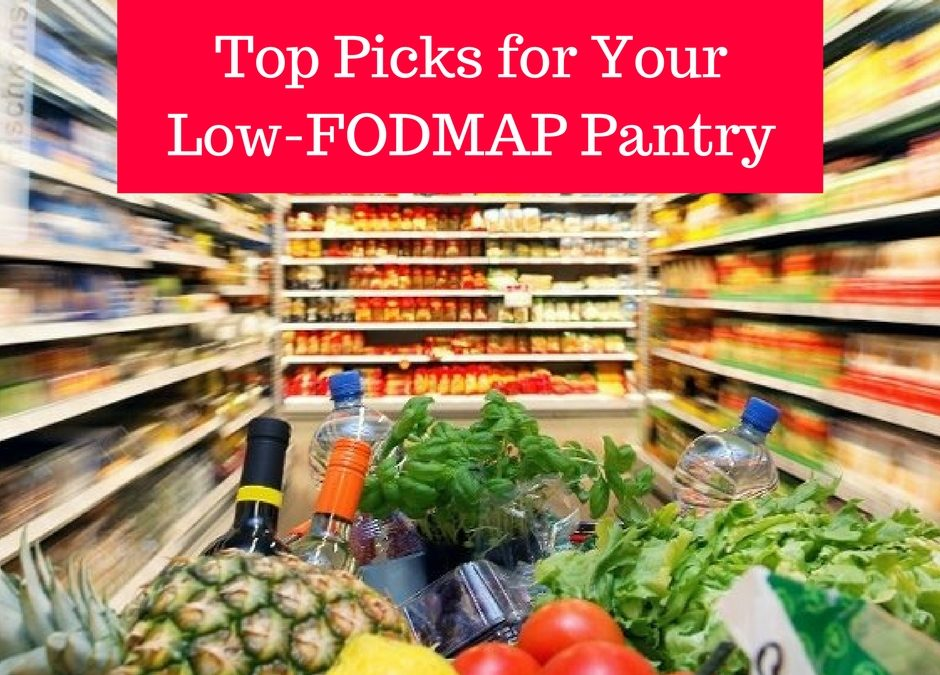 A Look Inside My Low-FODMAP Pantry