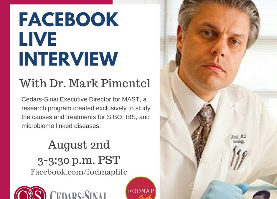 IBS, SIBO and the Gut Microbiome: Interview with Dr. Mark Pimentel