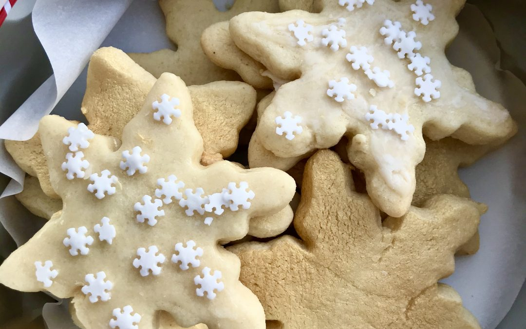 Low-FODMAP Gluten-Free Cut Out Sugar Cookies