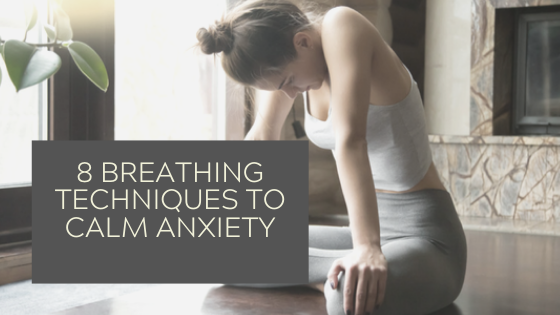 8 Deep Breathing Techniques to Calm Anxiety for IBS